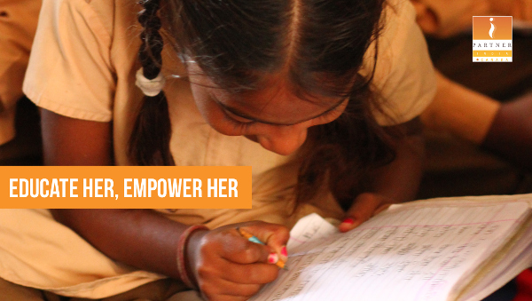 Educate Her, Empower Her
